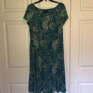 Jones New York Short sleeve dress